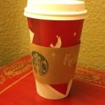 Hubby Goes to Starbucks