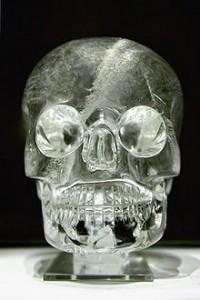 cystal skull