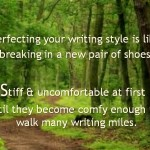 Writing Shoes