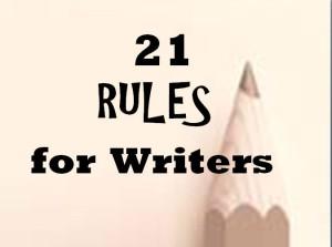 21 rules