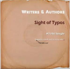 sight of typos
