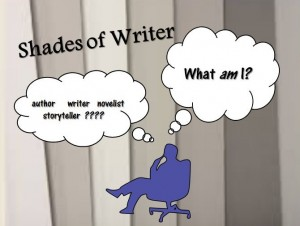 shades of writer