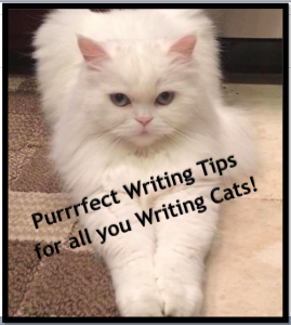 Purrrfect Writing Tips