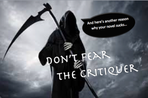 writing blog, critique